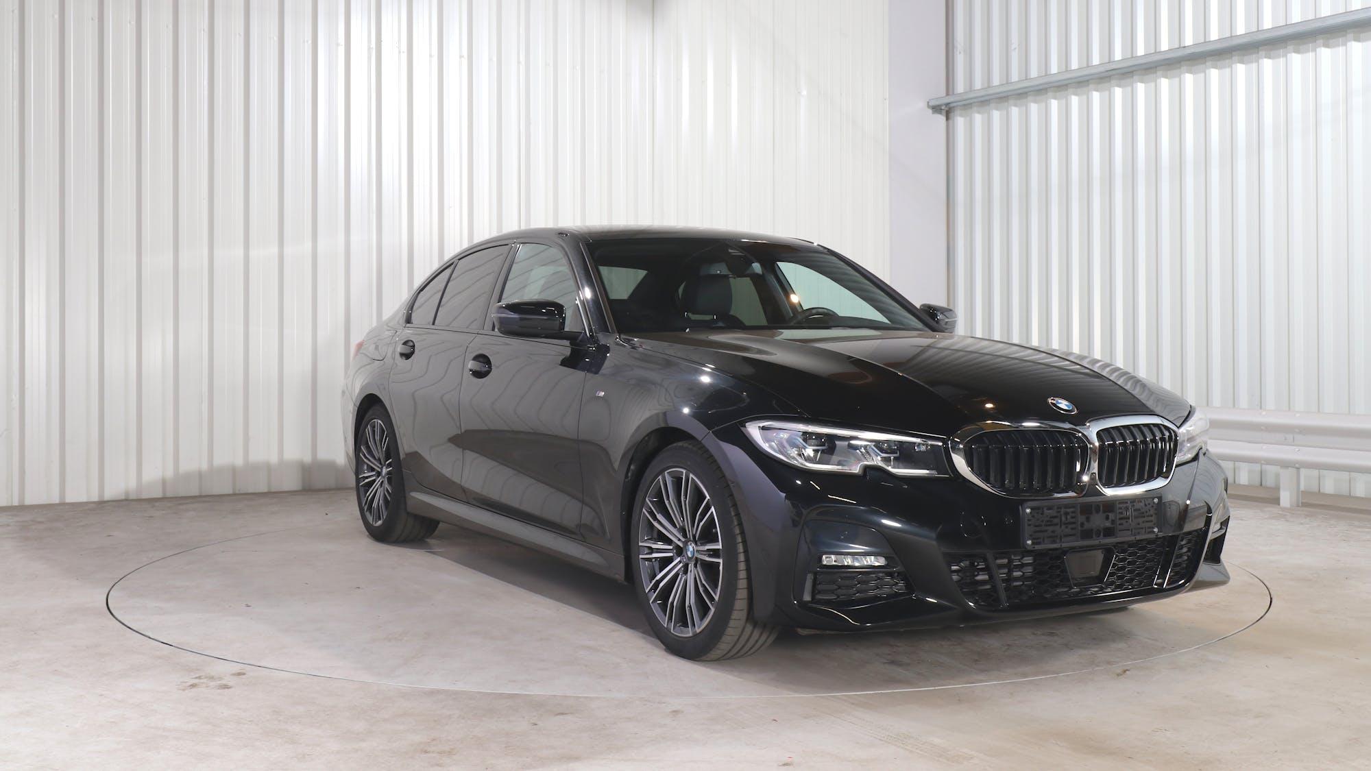 BMW 3 (G20) leasing exterior 10