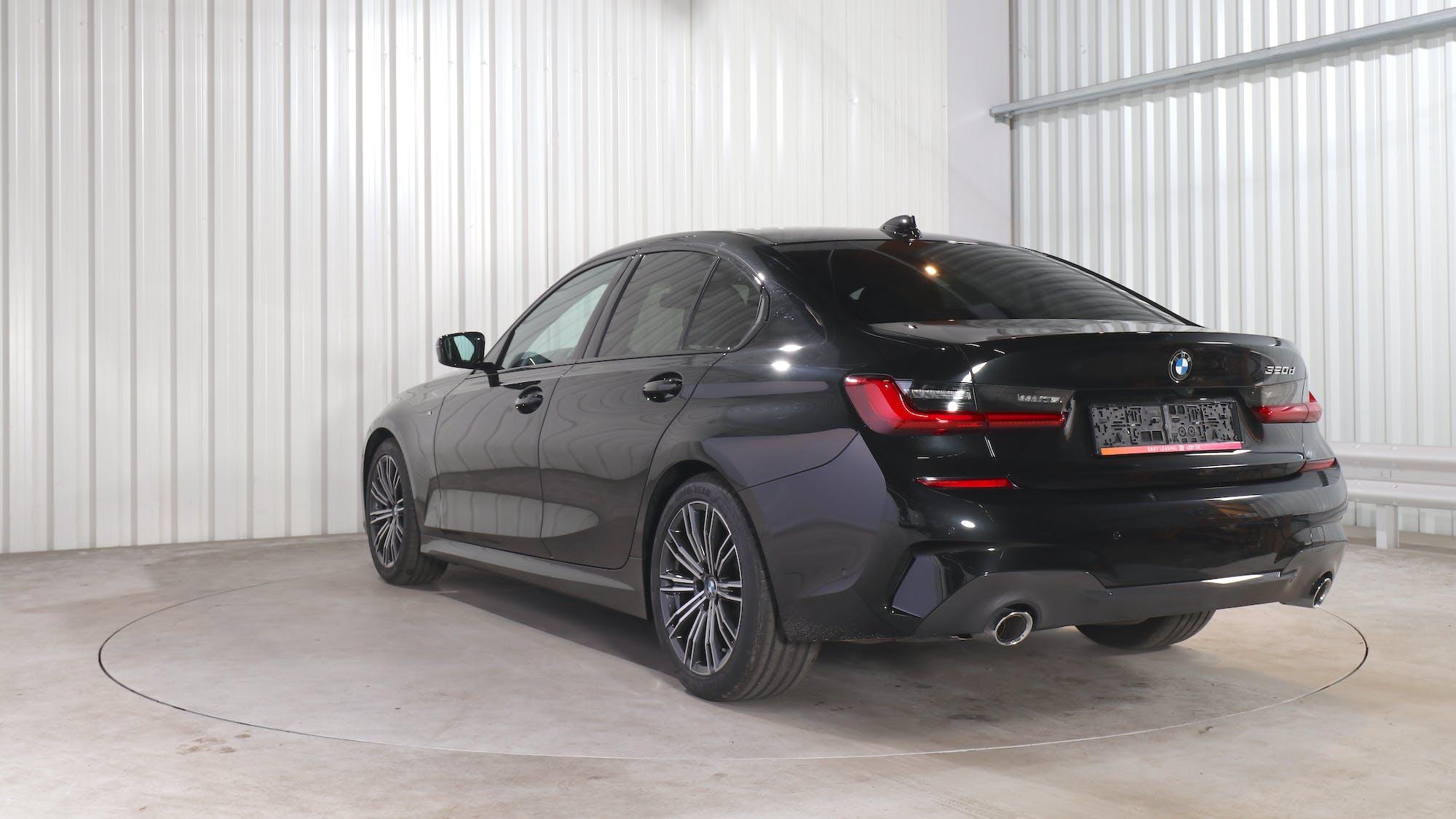 BMW 3 (G20) leasing exterior 4