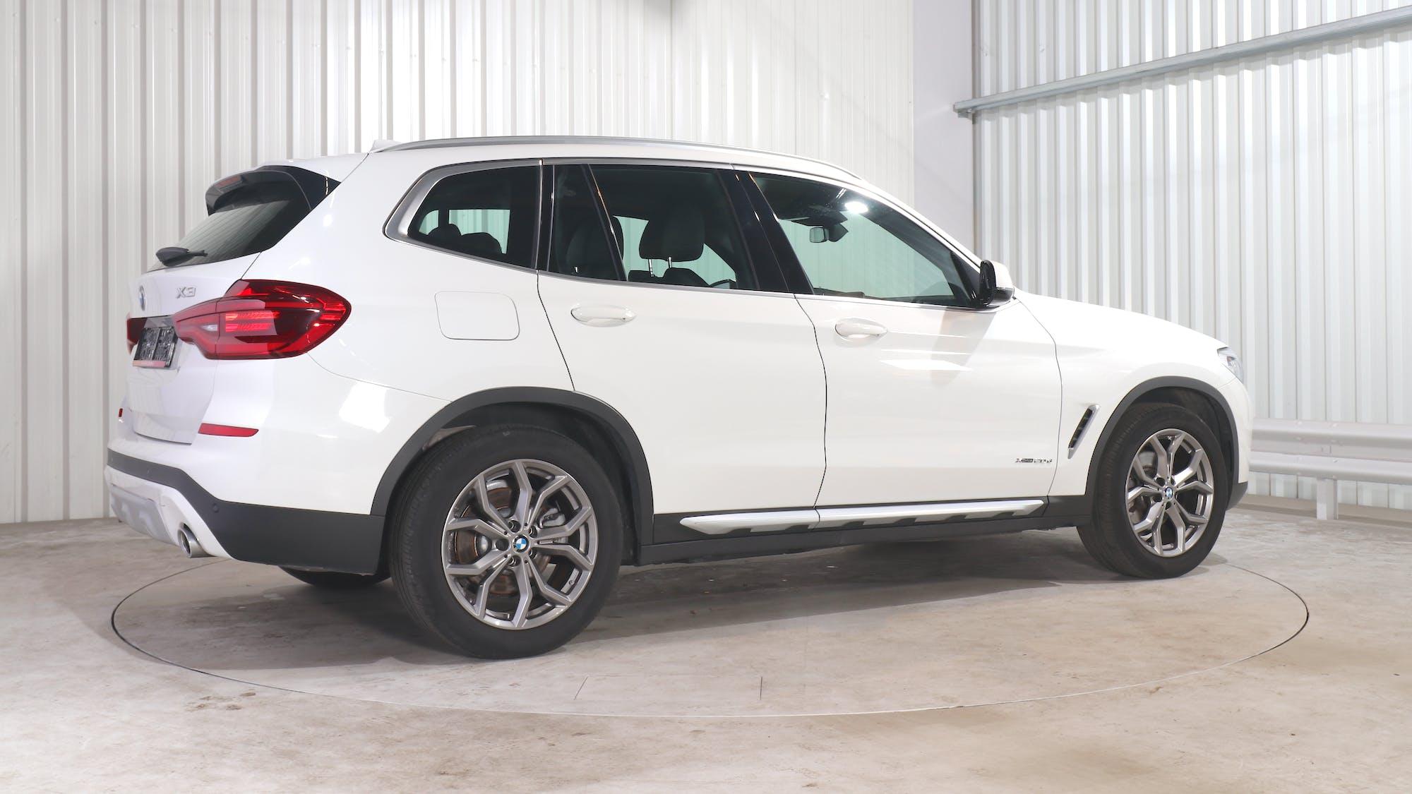 BMW X3 leasing exterior 7