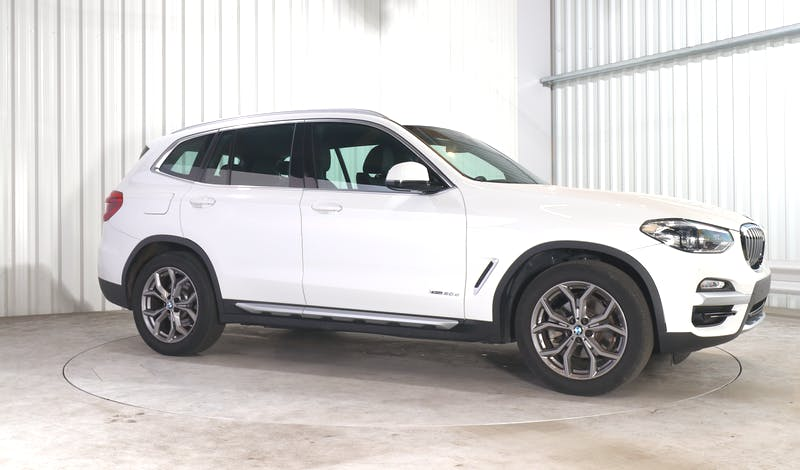 lease BMW X3 EXTERIOR_150