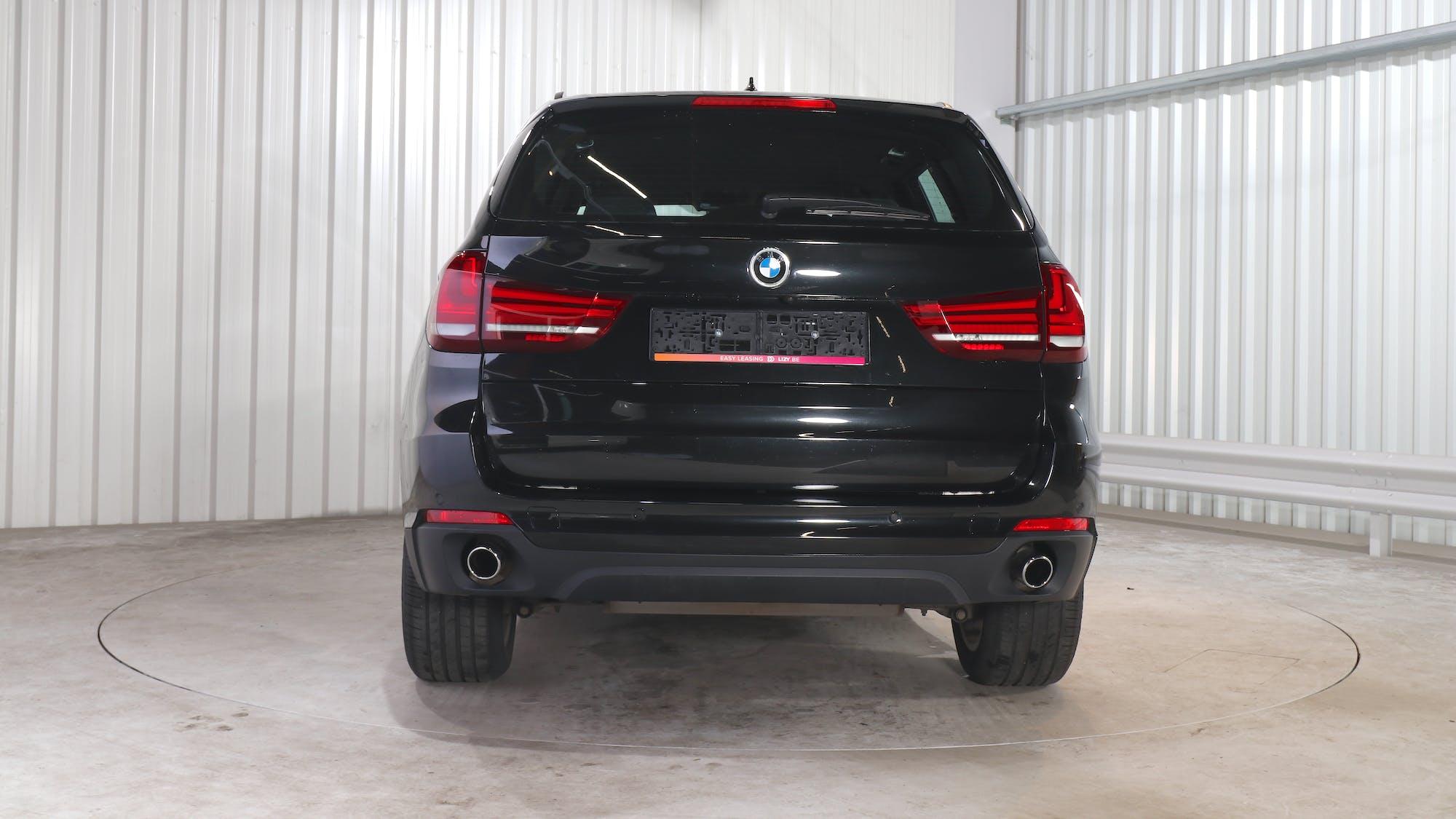 BMW X5 leasing exterior 5