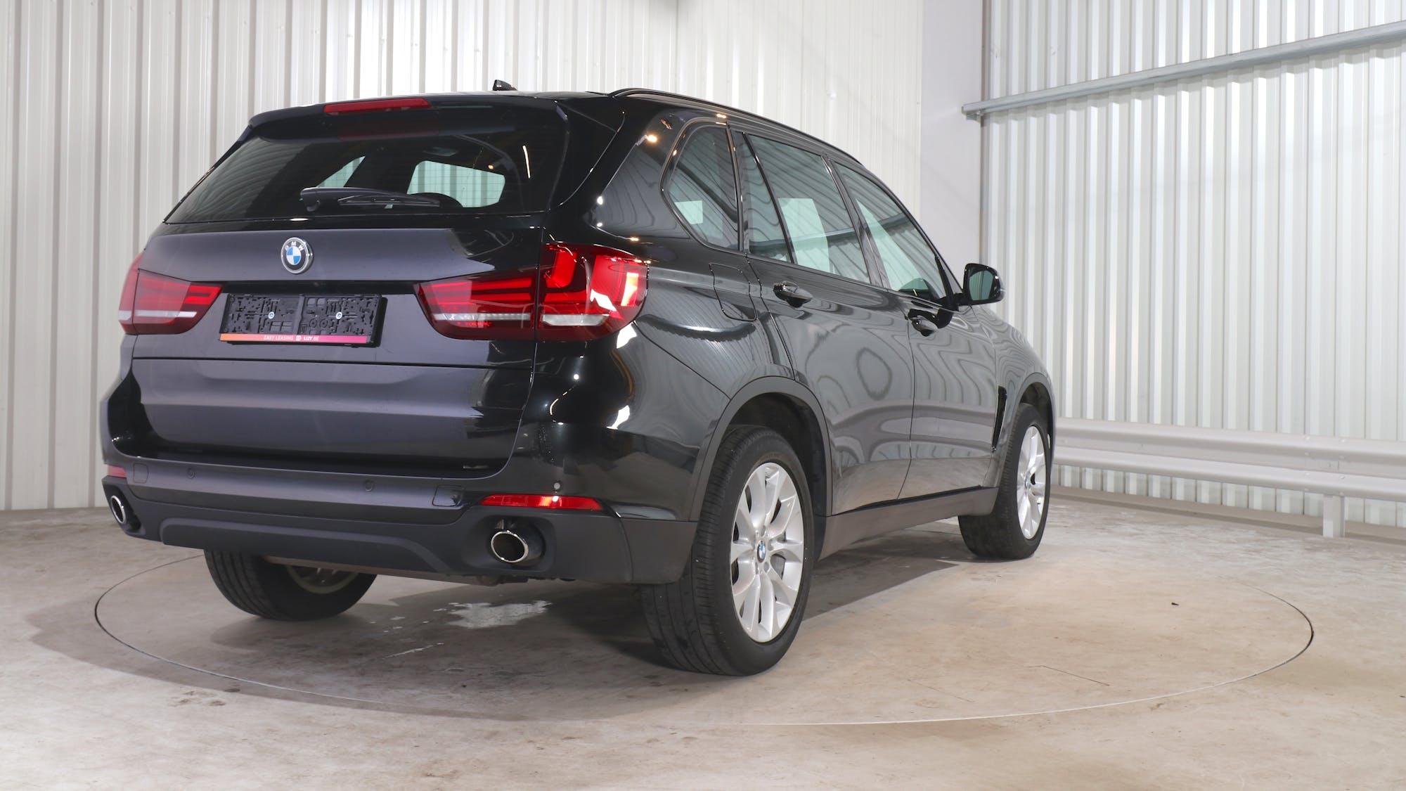 BMW X5 leasing exterior 6
