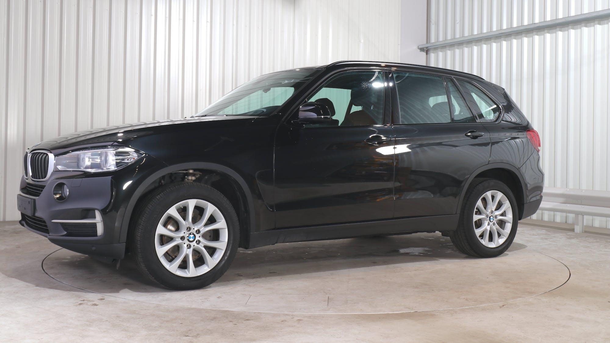 BMW X5 leasing exterior 1