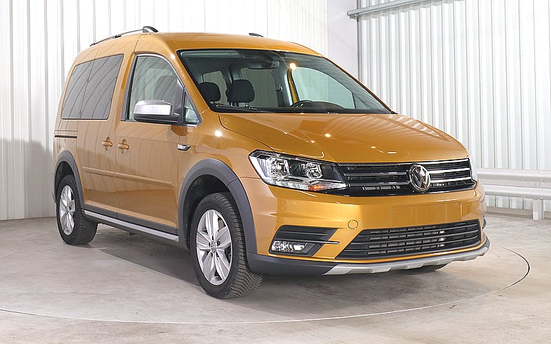 VOLKSWAGEN CADDY ALLTRACK leasing