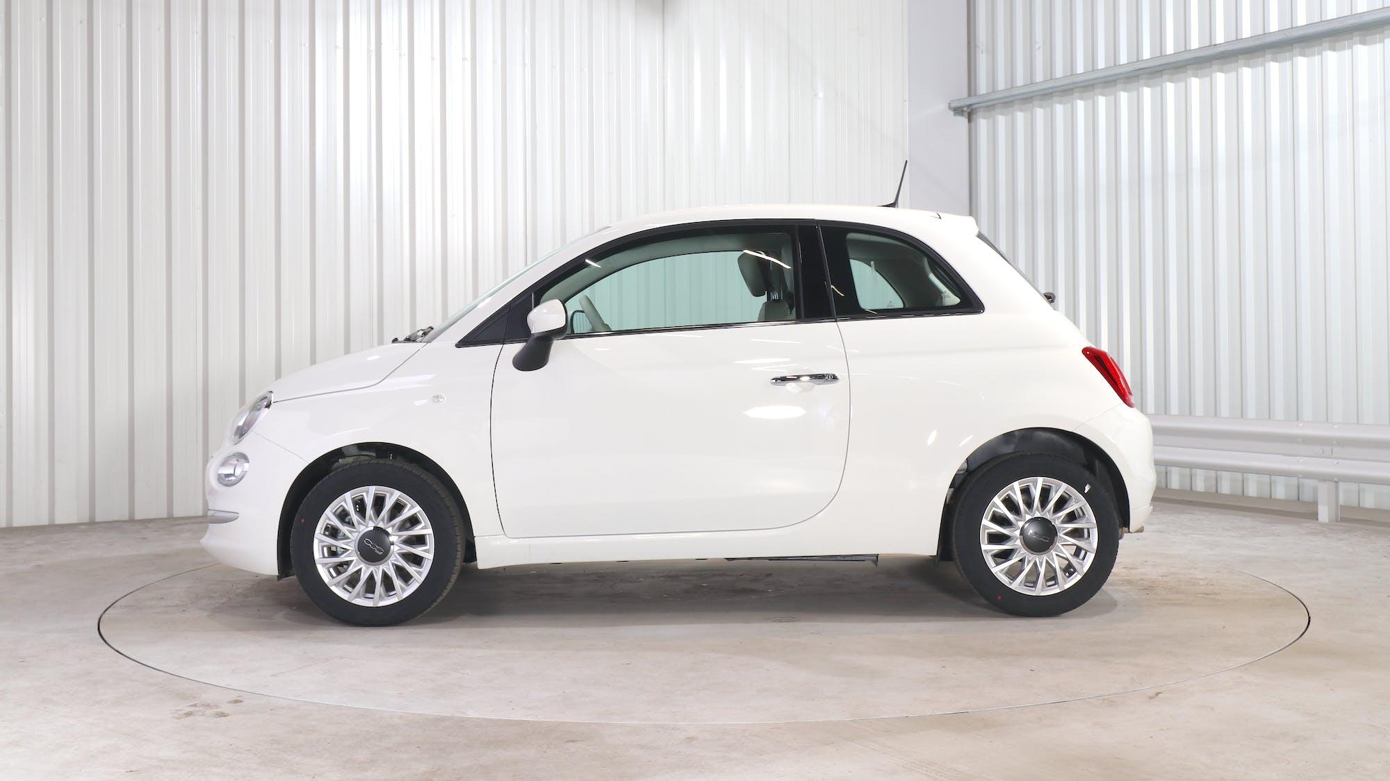 FIAT 500 leasing exterior 2