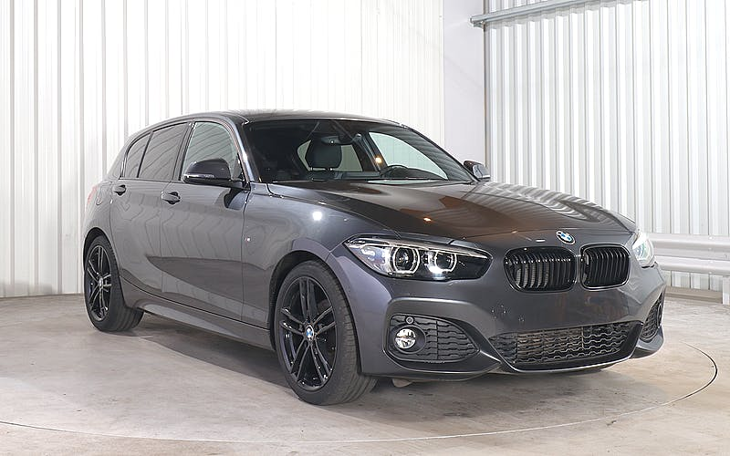 BMW 1 HATCH leasing