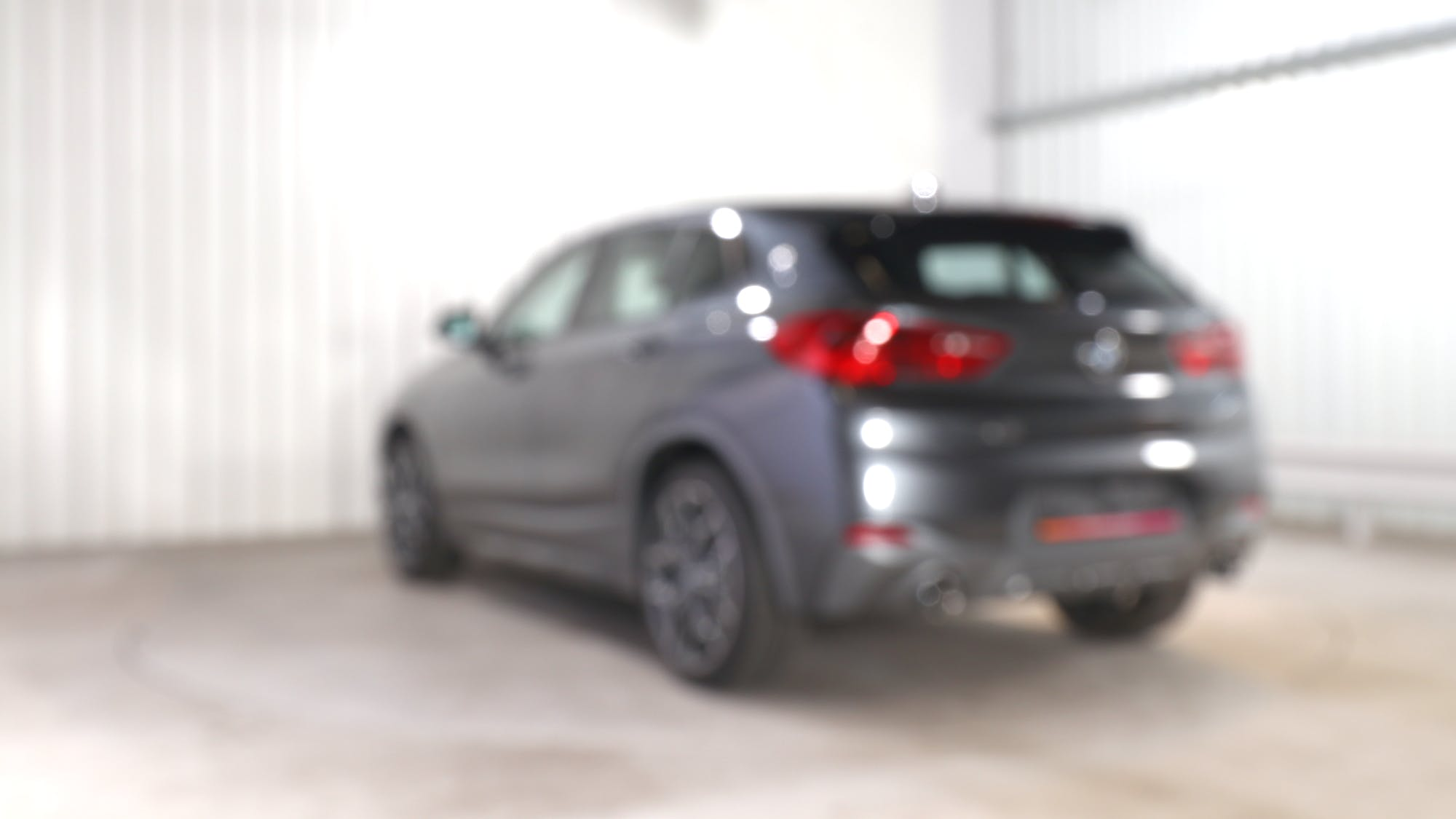 BMW X2 (F39) leasing exterior 4