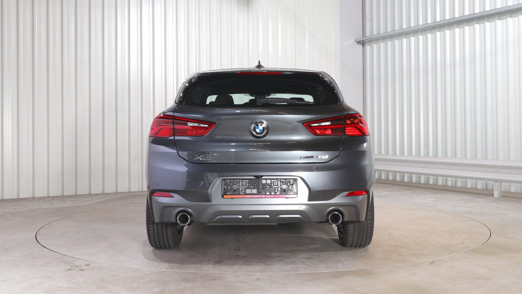 BMW X2 (F39) leasing exterior 5