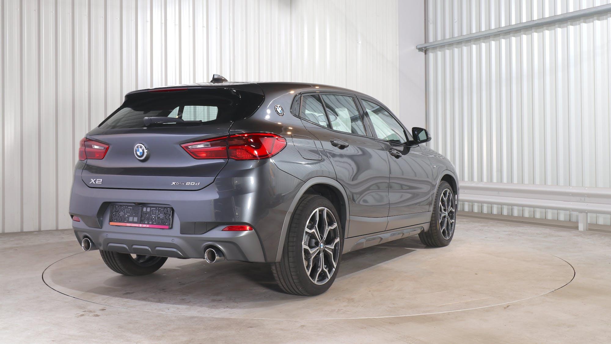 BMW X2 (F39) leasing exterior 6