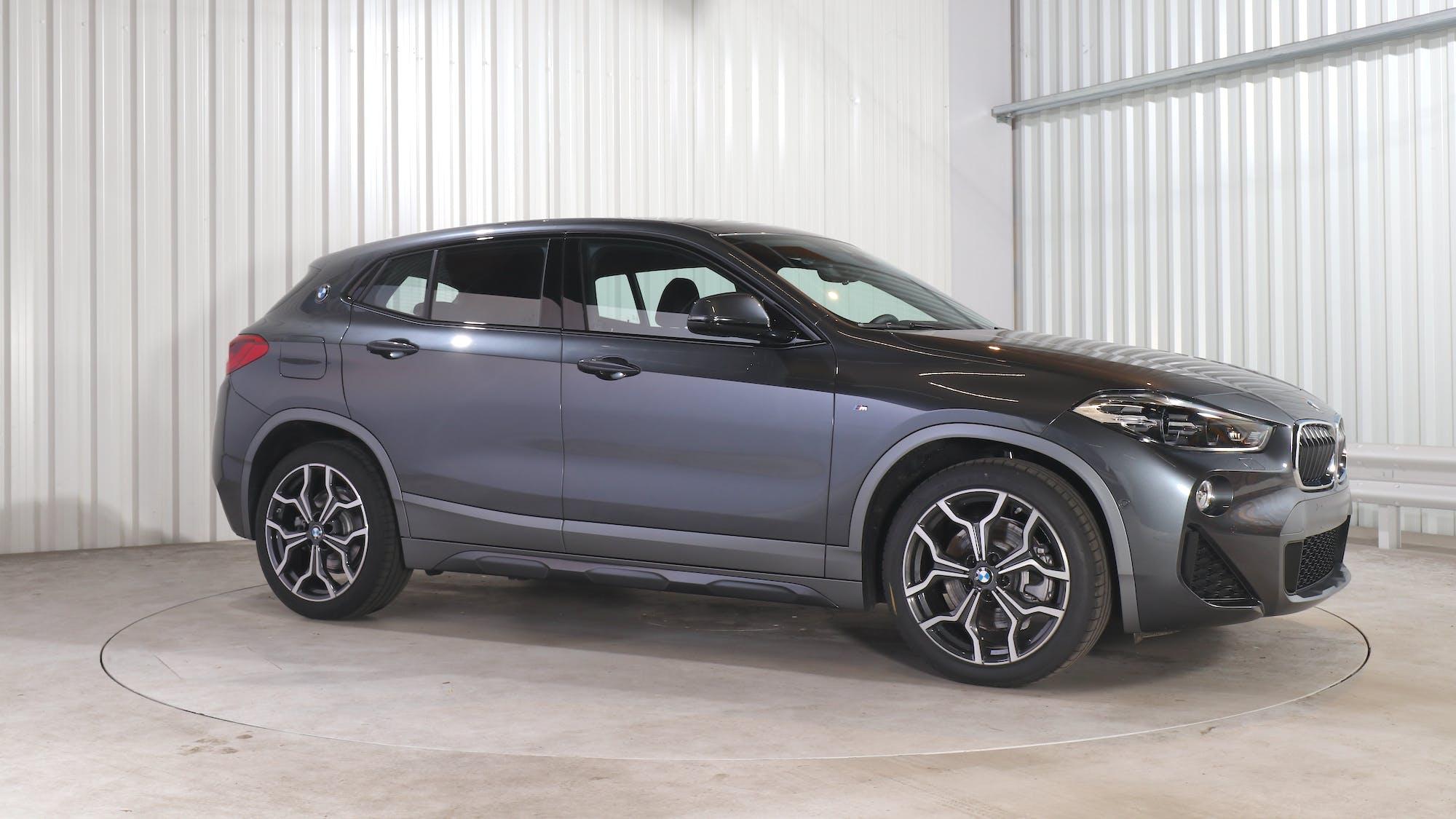 BMW X2 (F39) leasing exterior 9