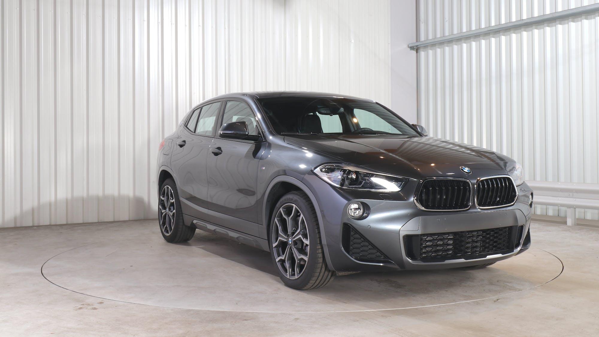 BMW X2 (F39) leasing exterior 10