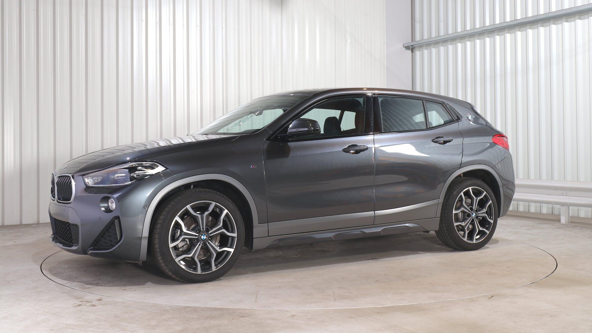 BMW X2 (F39) leasing exterior 1
