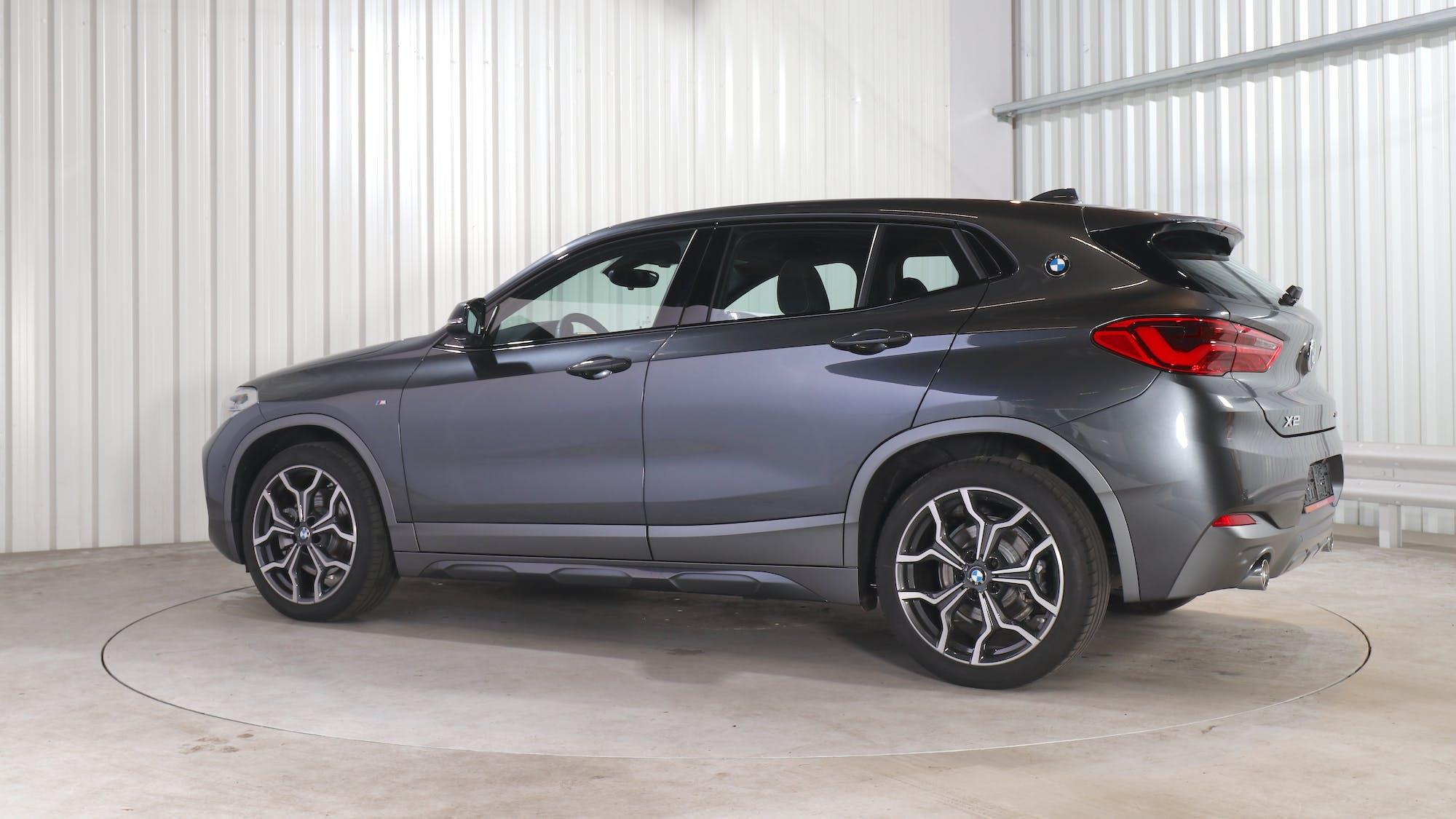 BMW X2 (F39) leasing exterior 3