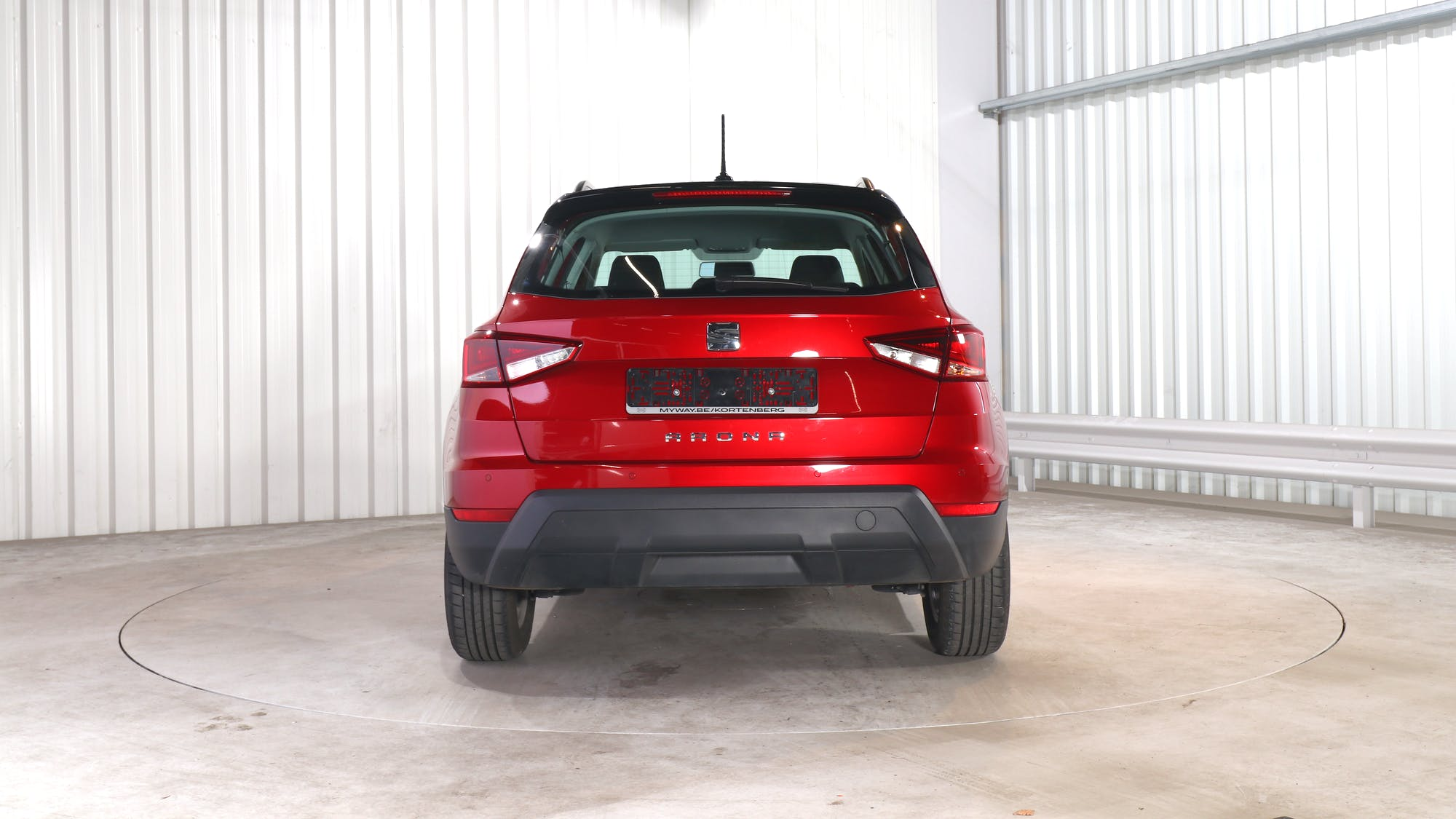 SEAT ARONA leasing exterior 5