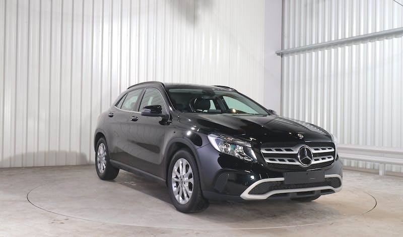 lease MERCEDES-BENZ CLASSE GLA 0