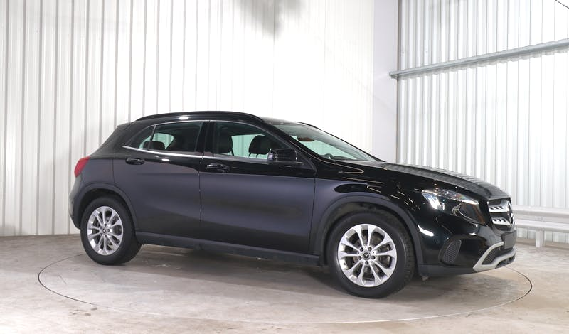 lease MERCEDES-BENZ CLASSE GLA 11