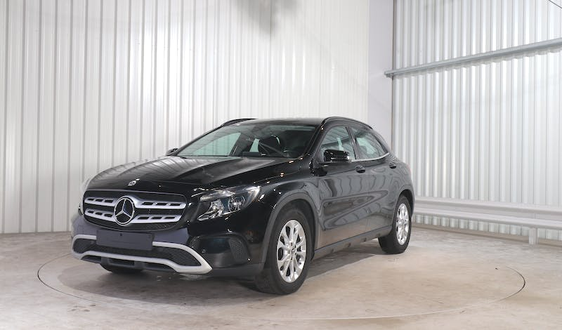 lease MERCEDES-BENZ CLASSE GLA 2