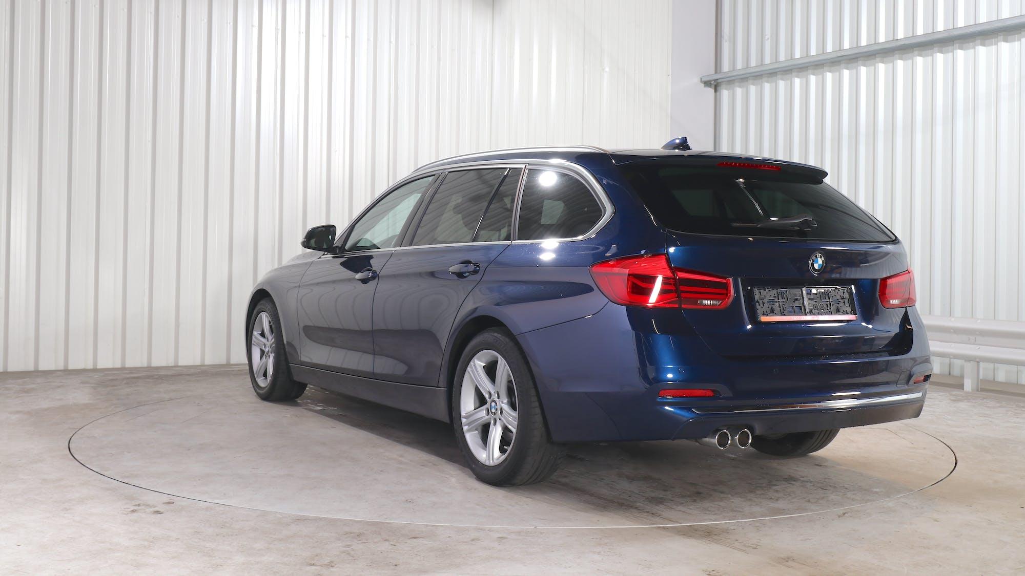 BMW 3 leasing exterior 4