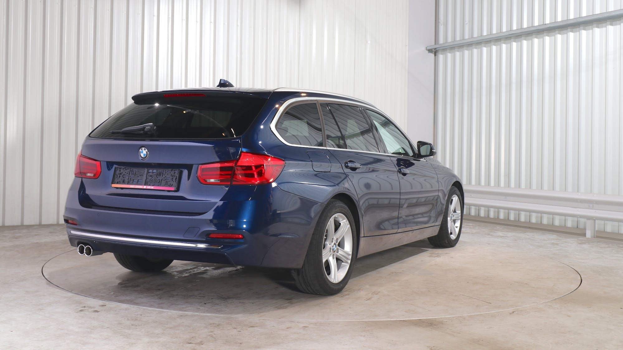 BMW 3 leasing exterior 6