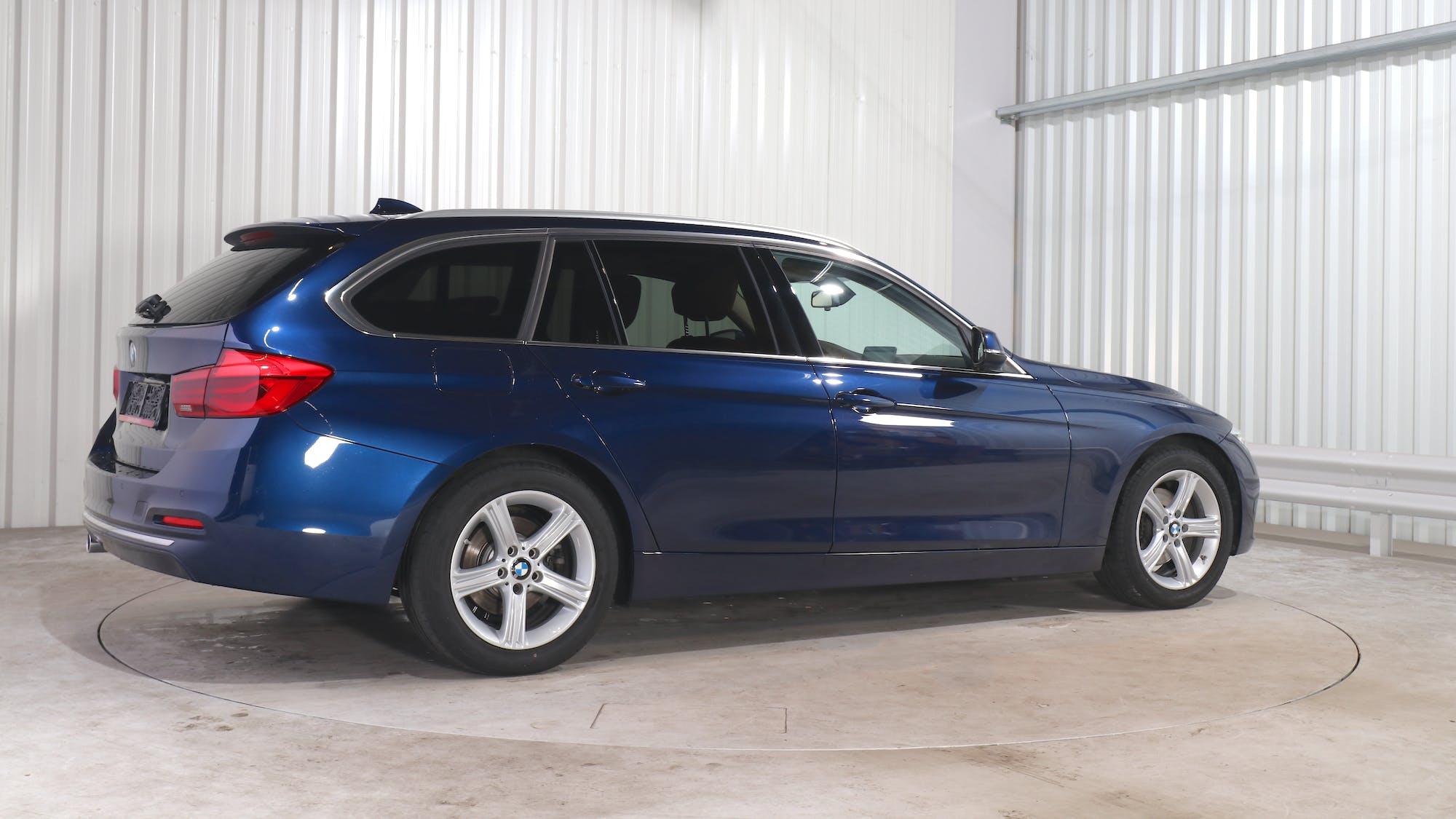 BMW 3 leasing exterior 7