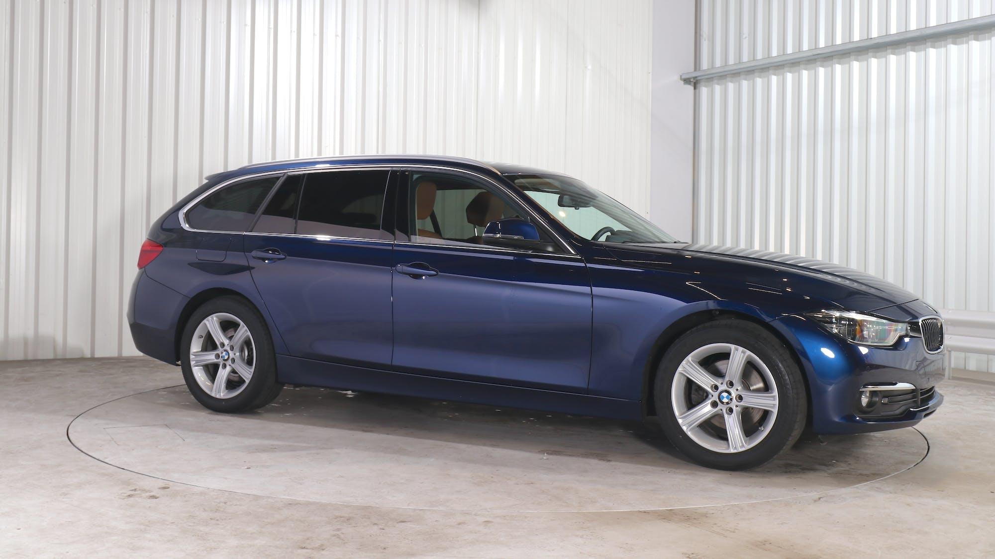 BMW 3 leasing exterior 9
