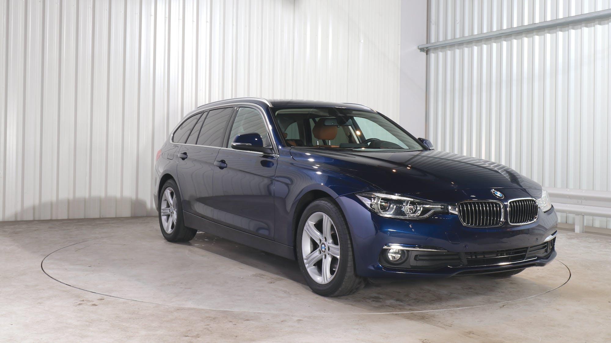 BMW 3 leasing exterior 10
