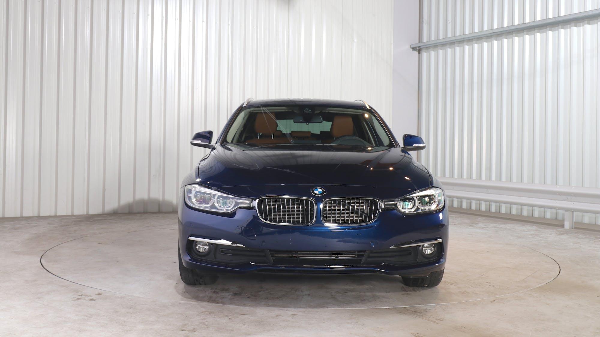 BMW 3 leasing exterior 11