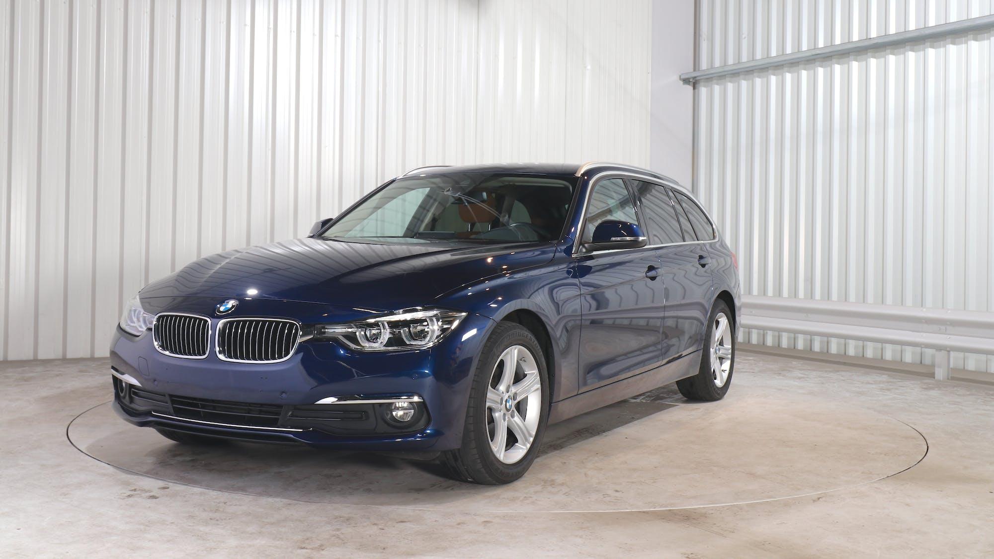 BMW 3 leasing exterior 0