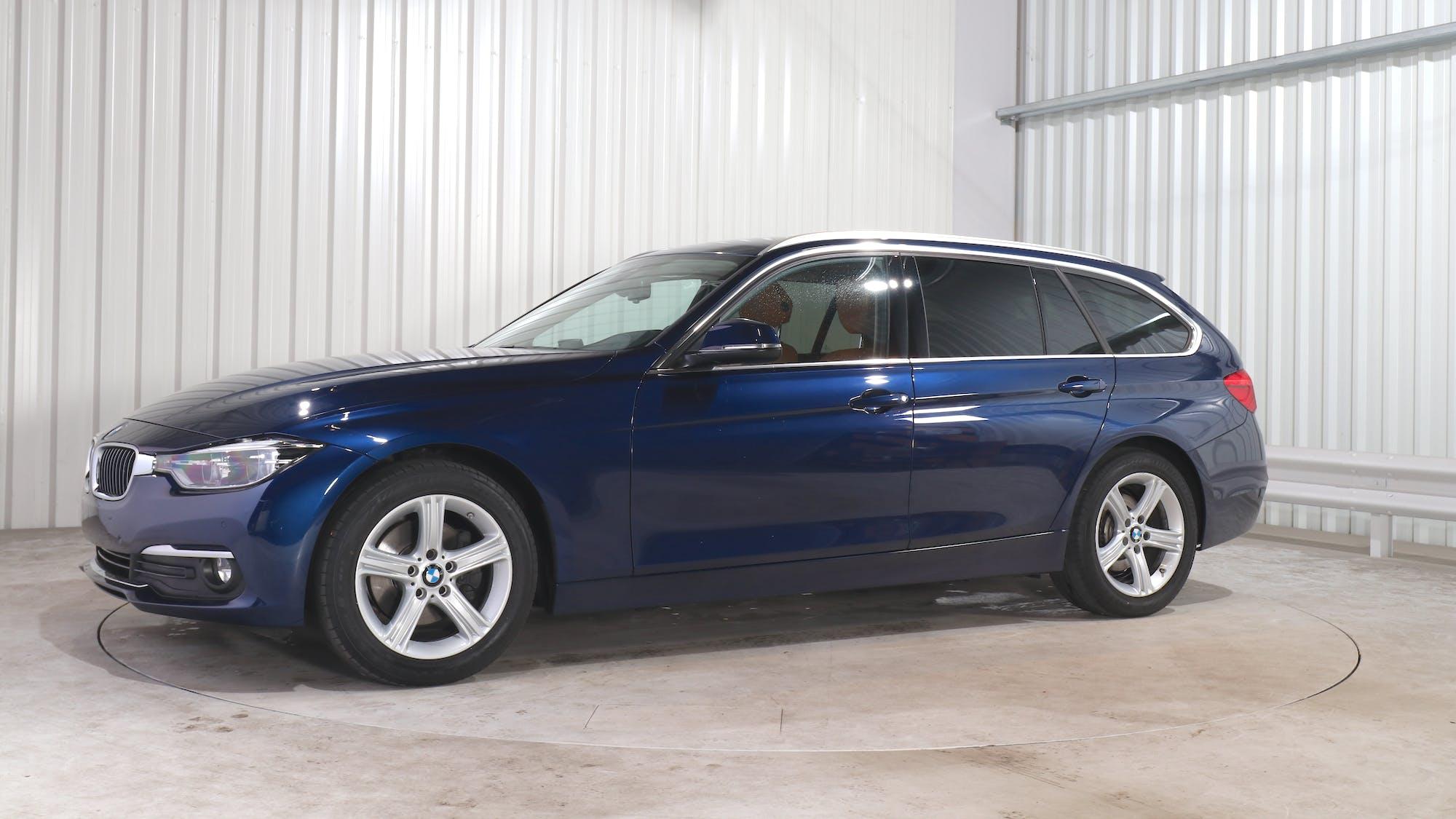 BMW 3 leasing exterior 1