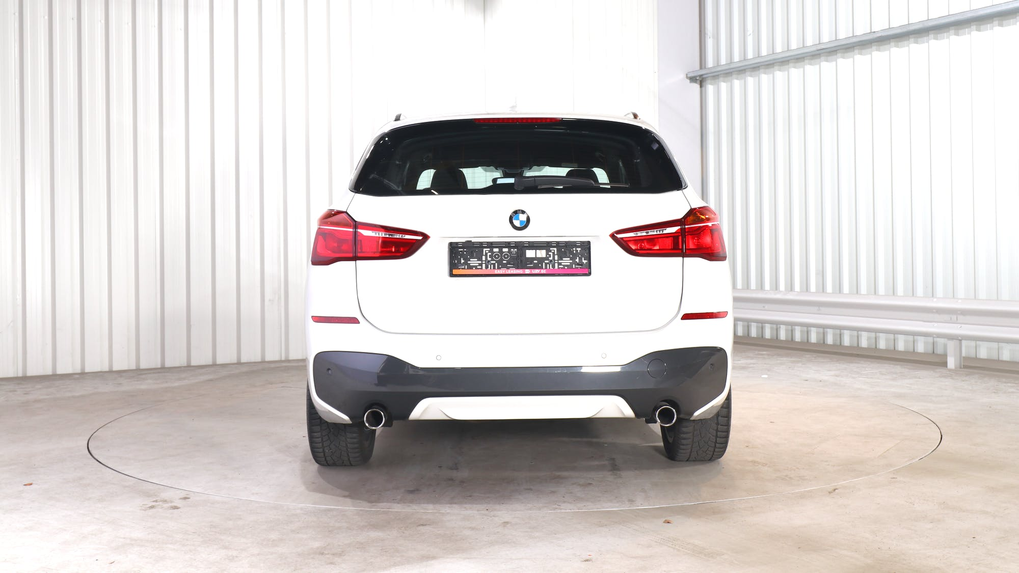 BMW X1 leasing exterior 5