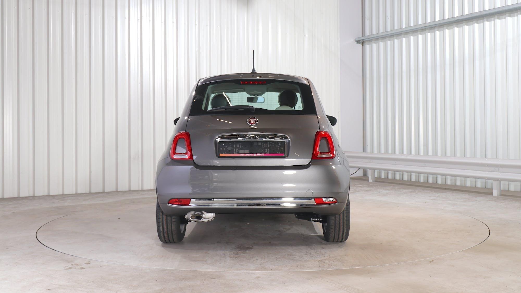FIAT 500 leasing exterior 5