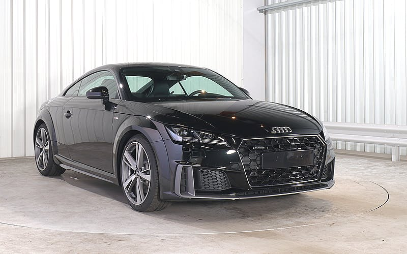 AUDI TT COUPE leasing