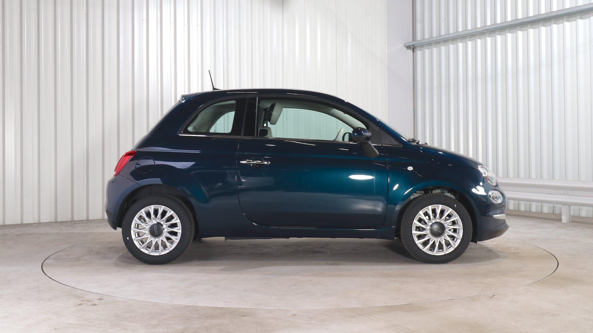 FIAT 500 leasing exterior 8