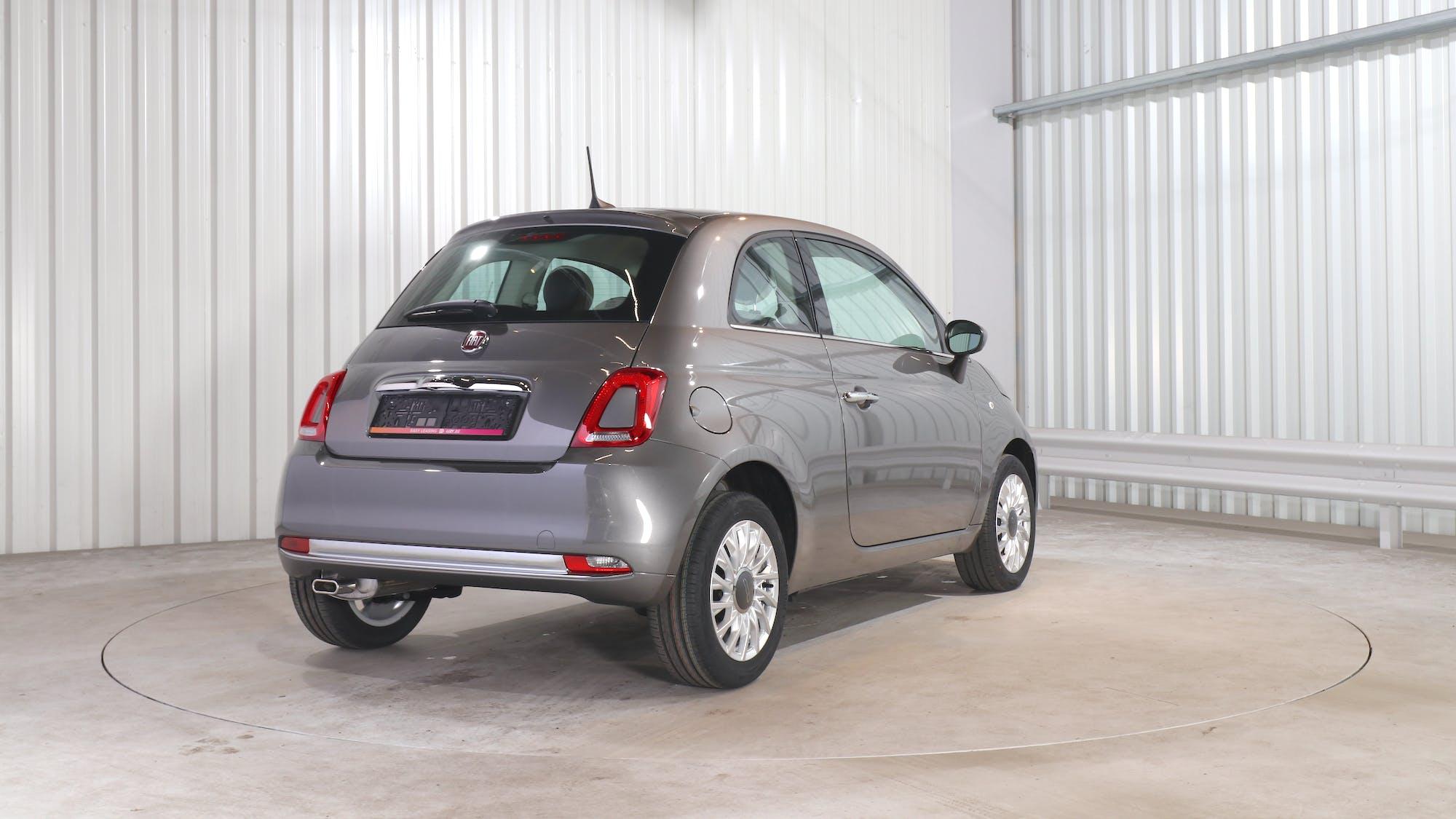 FIAT 500 leasing exterior 6