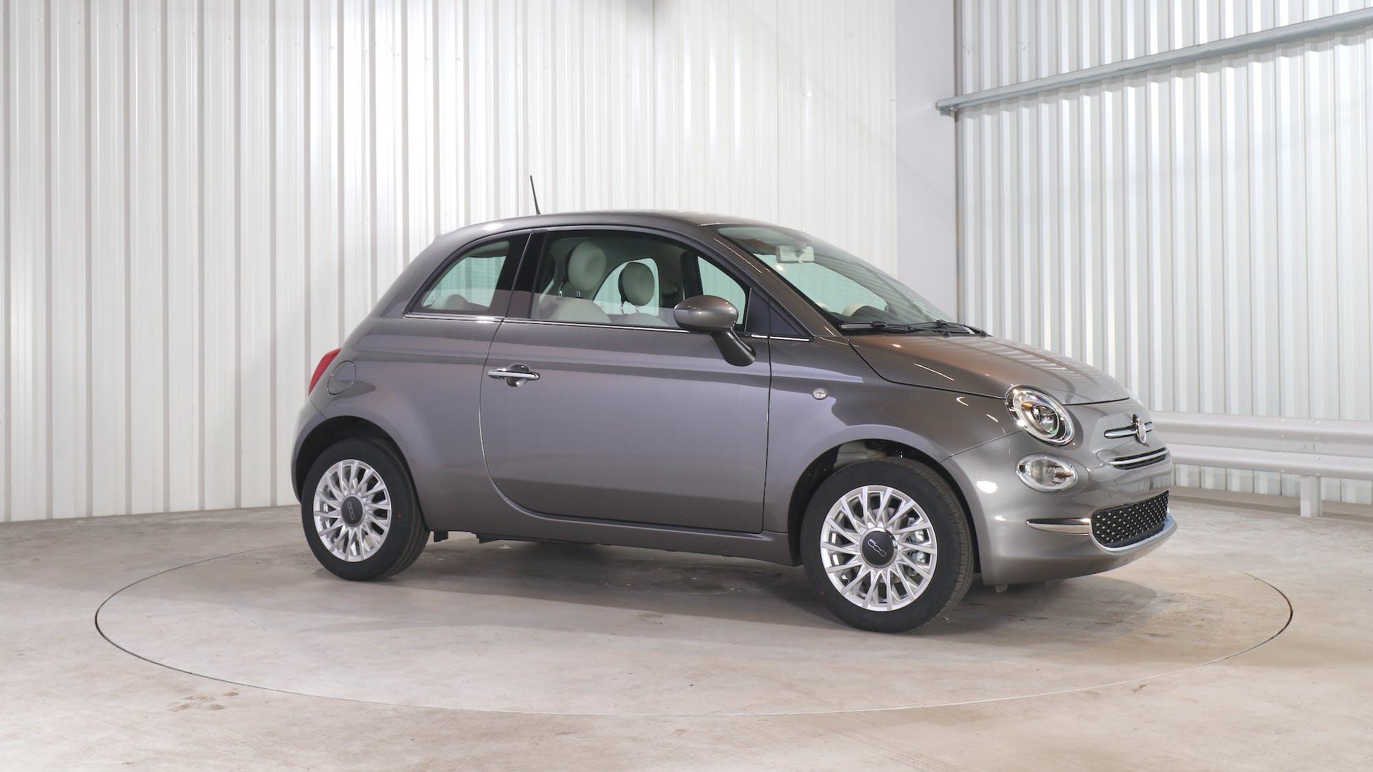 FIAT 500 leasing exterior 9