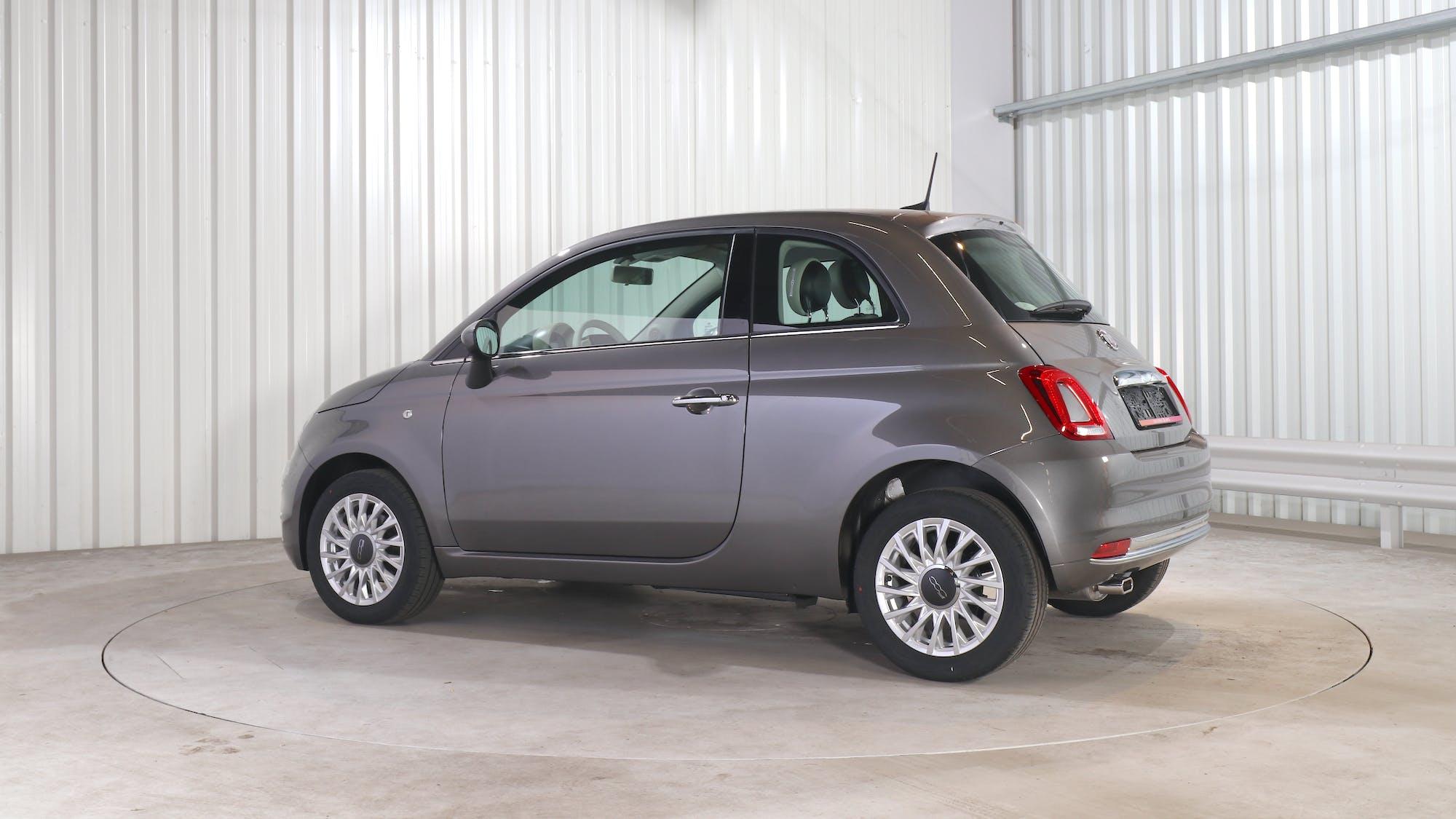 FIAT 500 leasing exterior 3