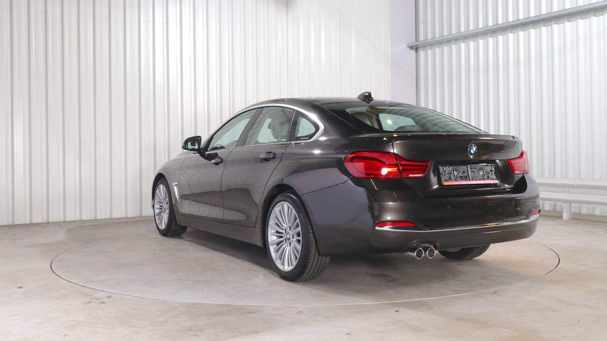 BMW 4 GRAN COUPÉ leasing exterior 4