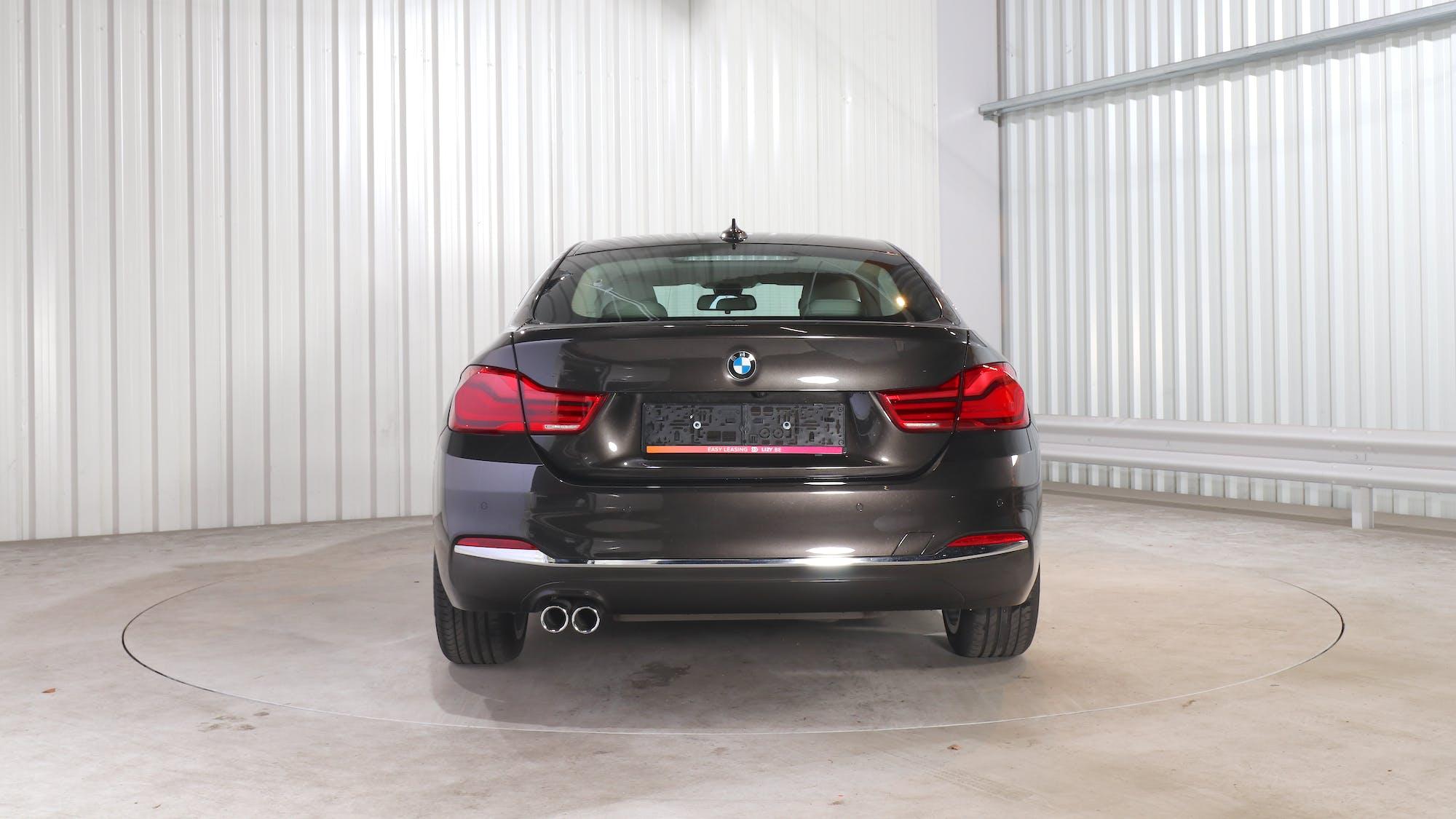 BMW 4 GRAN COUPÉ leasing exterior 5