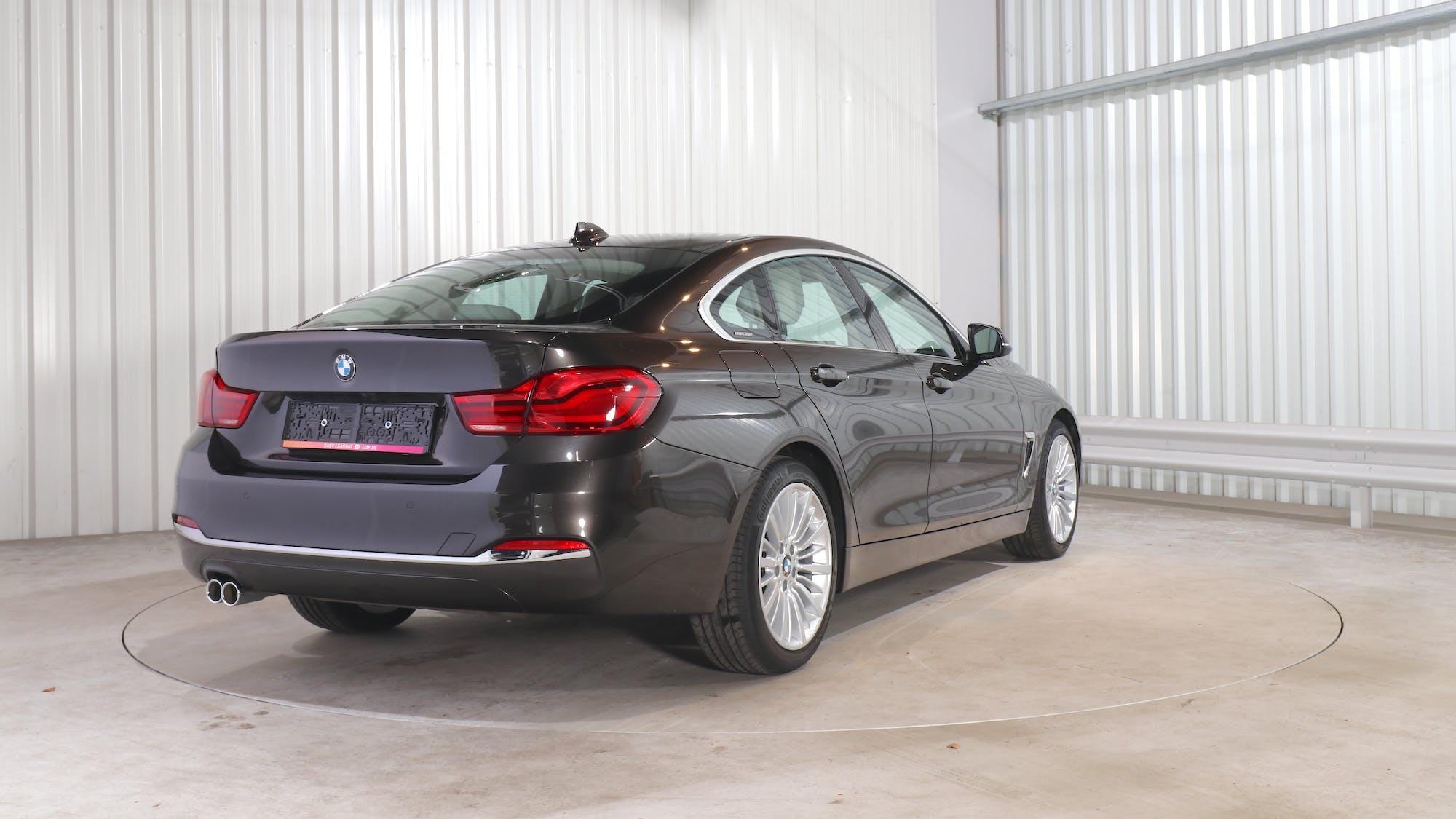 BMW 4 GRAN COUPÉ leasing exterior 6