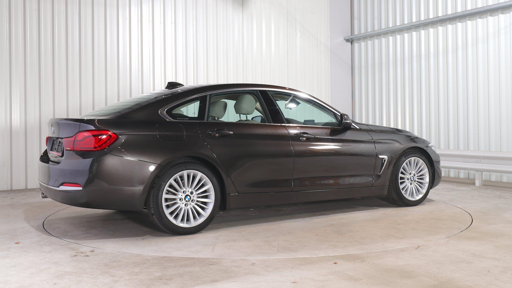 BMW 4 GRAN COUPÉ leasing exterior 7