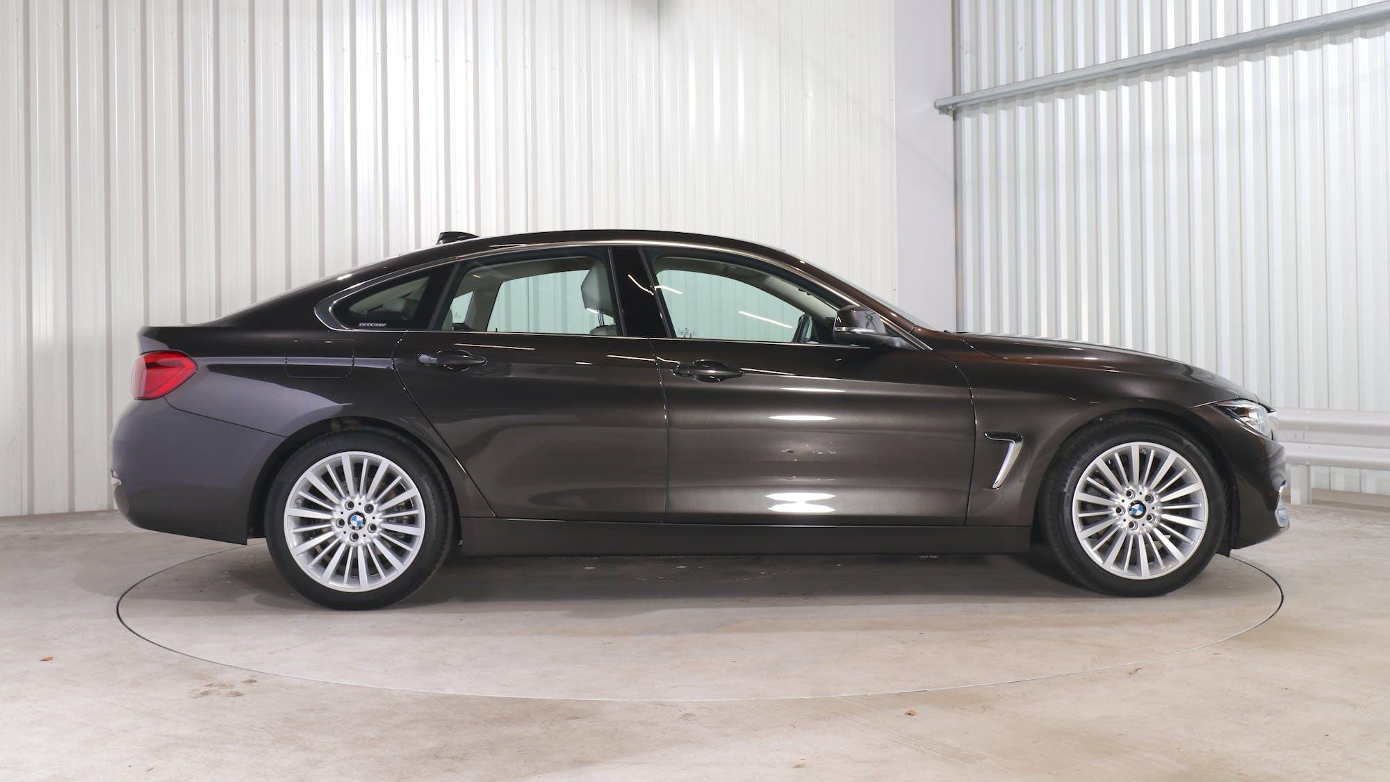 BMW 4 GRAN COUPÉ leasing exterior 8