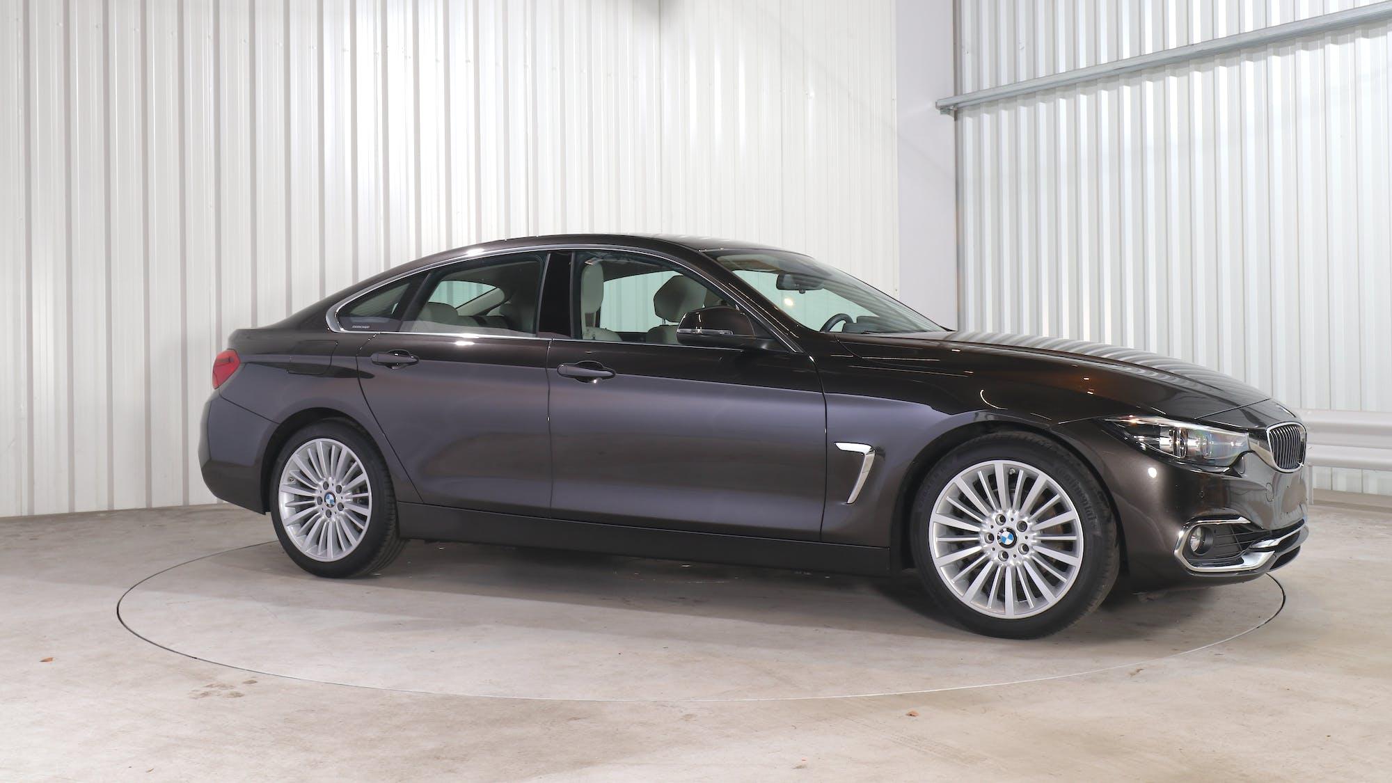 BMW 4 GRAN COUPÉ leasing exterior 9