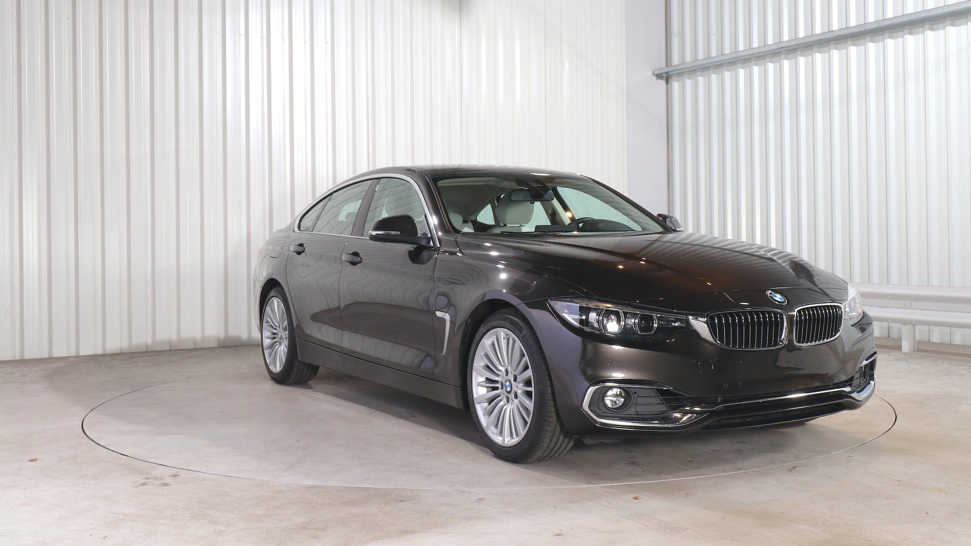 BMW 4 GRAN COUPÉ leasing exterior 10