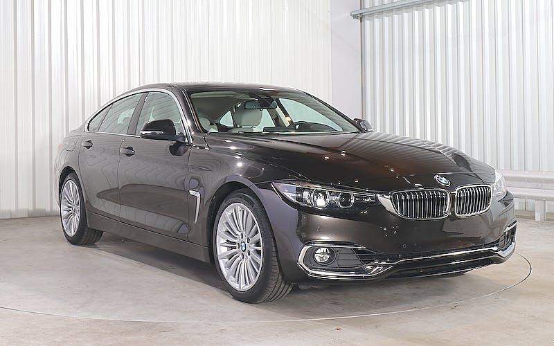 BMW 4 GRAN COUPÉ leasing