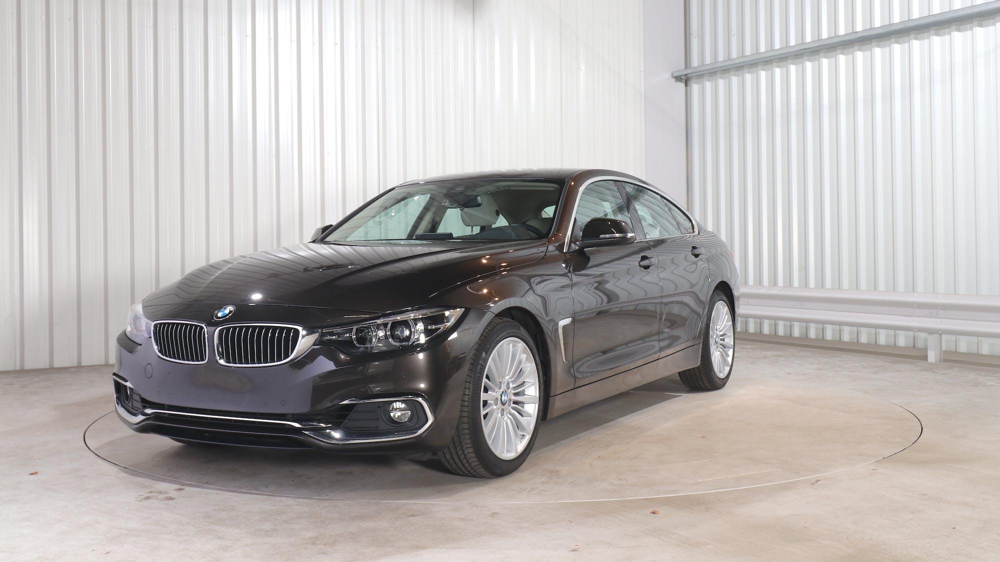 BMW 4 GRAN COUPÉ leasing exterior 0