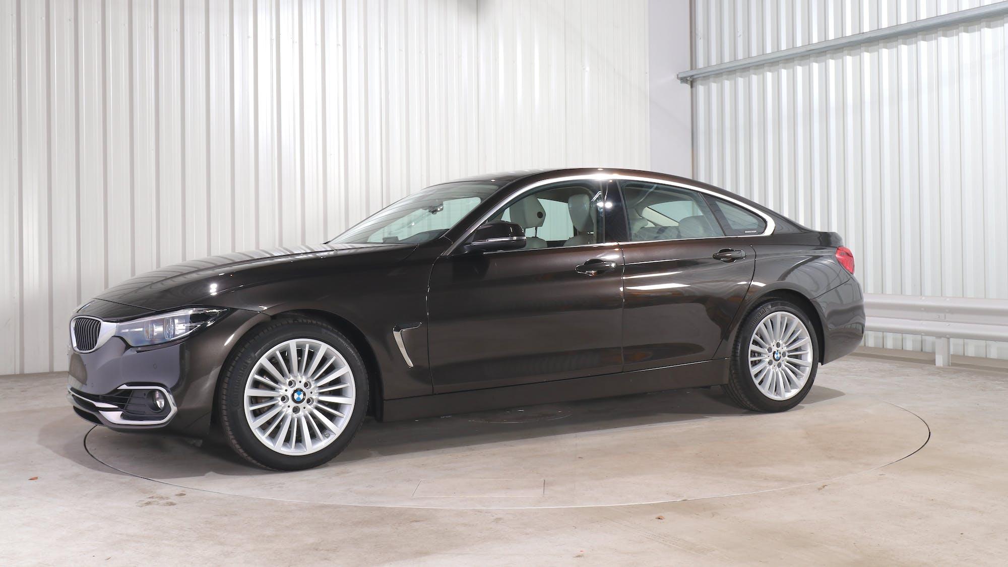 BMW 4 GRAN COUPÉ leasing exterior 1