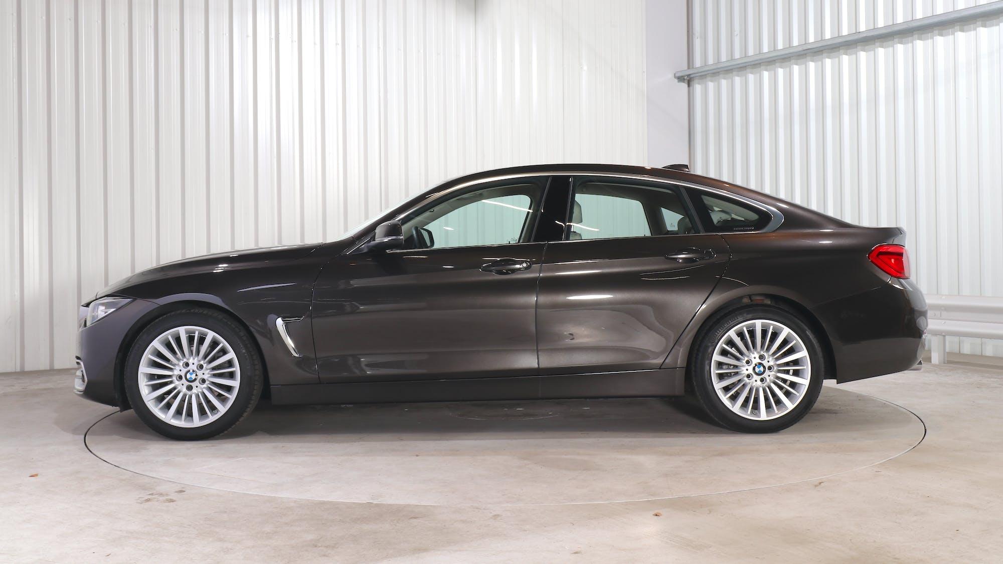 BMW 4 GRAN COUPÉ leasing exterior 2