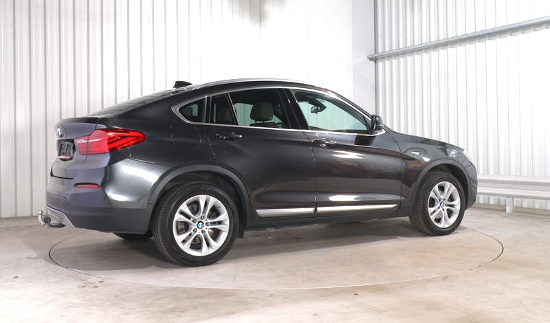 lease BMW X4 EXTERIOR_090