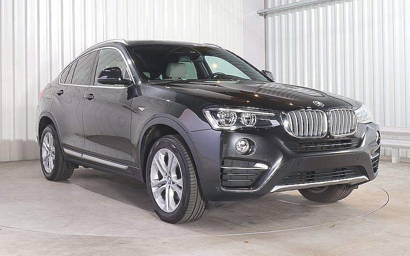 BMW X4 leasing