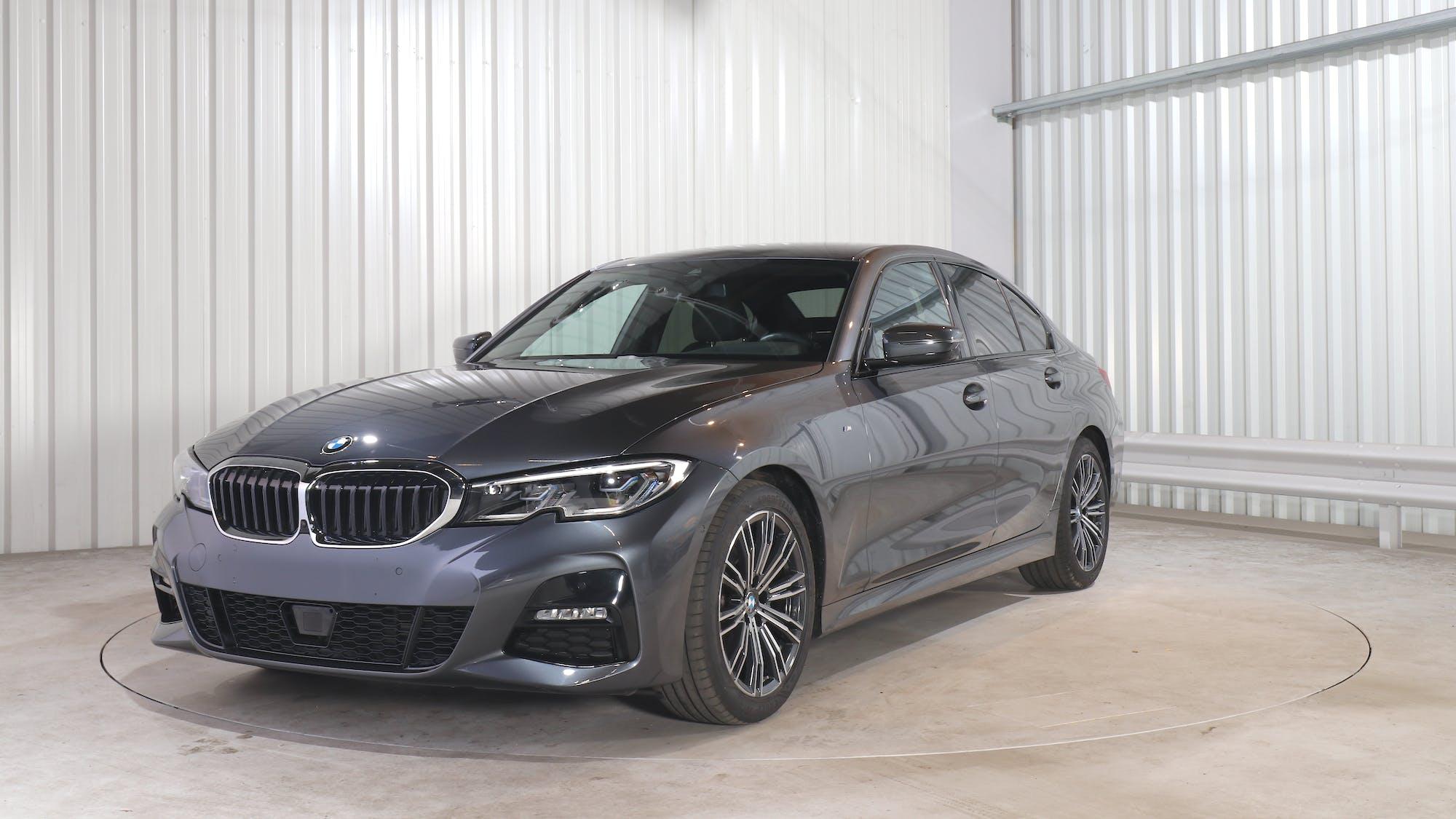 BMW 3 (G20) leasing exterior 0